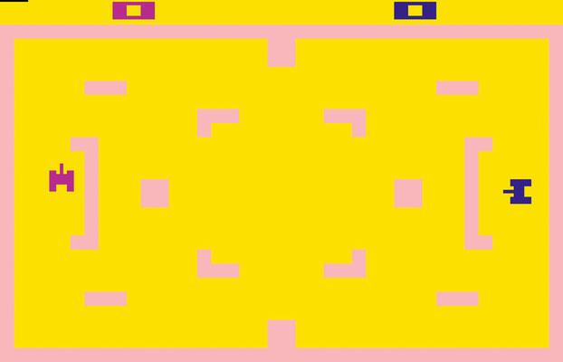 Push Start - Combat 1977 - Atari - S.Mayer - J.Decuir - L.Kaplan - L.Wagner - earBOOKS - kulturmaterial