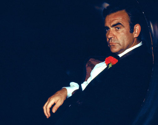 Sean Connery © Danjaq LLC / Metro-Goldwyn-Mayer / 20th Century Fox Home