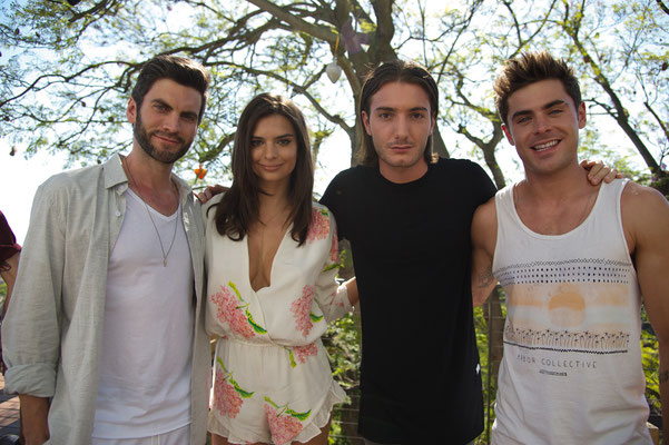 We are your Friends Kritik - Wes Bentley - Emily Ratajkowski - DJ Alesso - Zac Efron - Studiocanal - kulturmaterial