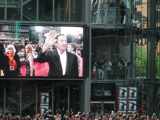 Terminator Genisys - Arnold Schwarzenegger - Premiere Berlin - kulturmaterial