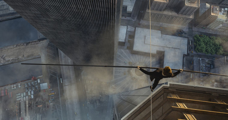 The Walk - Robert Zemeckis - World Trade Center - Philippe Petit - Sony - kulturmaterial - 2