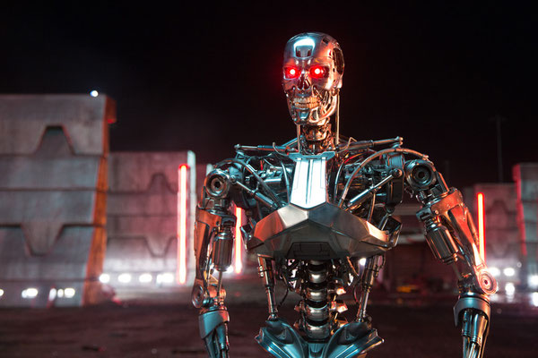 Terminator Genisys T-800 © PARAMOUNT Pictures
