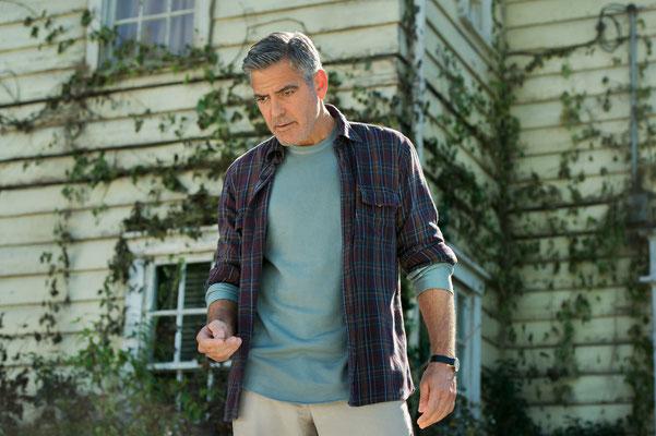 Frank Walker (George Clooney) © DISNEY Pictures