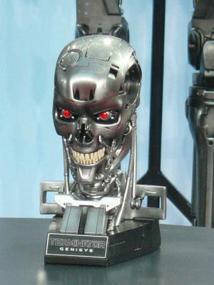 Terminator Genisys - Arnold Schwarzenegger - T-800 - Skull - kulturmaterial