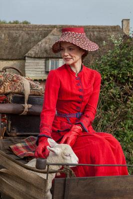 Bathsheba Everdene (Carey Mulligan) © 20th CENTURY FOX Pictures