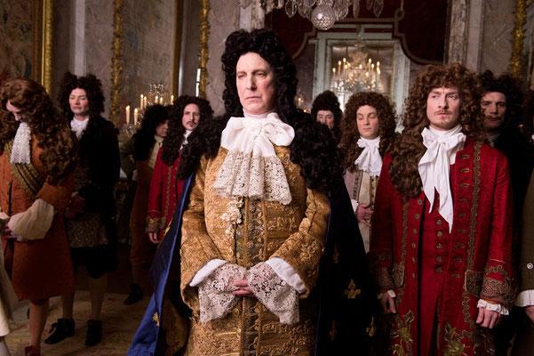 Die Gärtnerin von Versailles - Alan Rickman - Tobis - kulturmaterial
