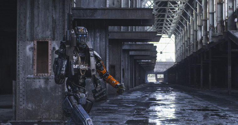 Chappie © SONY Home Entertainment
