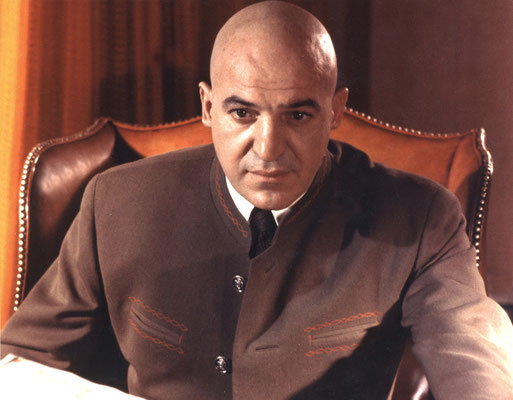 Telly Savalas © Danjaq LLC / Metro-Goldwyn-Mayer / 20th Century Fox Home