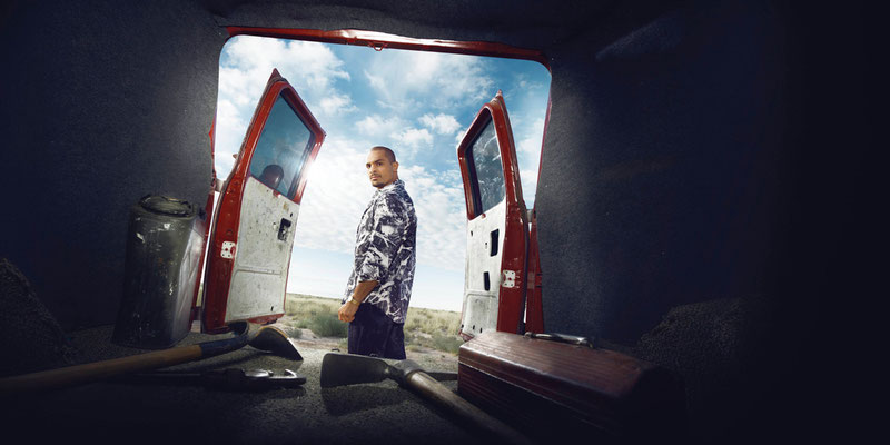 Better Call Saul Blu-ray DVD - Michael Mando - Credit Ursula Coyote for Netflix - Sony - kulturmaterial
