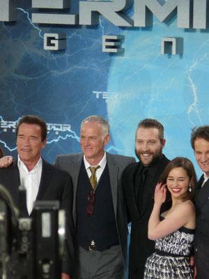 Terminator Genisys - Arnold Schwarzenegger - Alan Taylor - Jai Courtney - Emilia Clarke - Jason Clarke - kulturmaterial