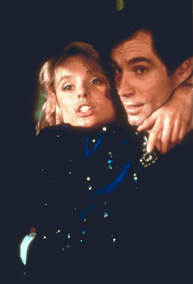 Maryam d'Abo und Timothy Dalton © Danjaq LLC / Metro-Goldwyn-Mayer / 20th Century Fox Home