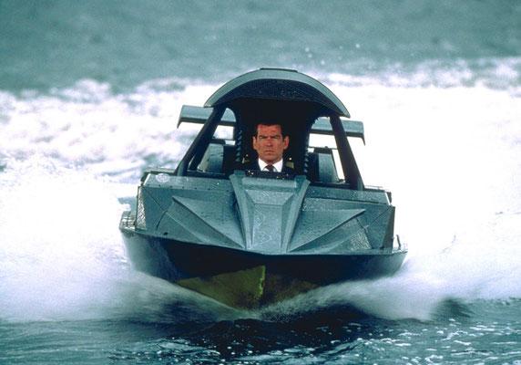Pierce Brosnan © Danjaq LLC / Metro-Goldwyn-Mayer / 20th Century Fox Home