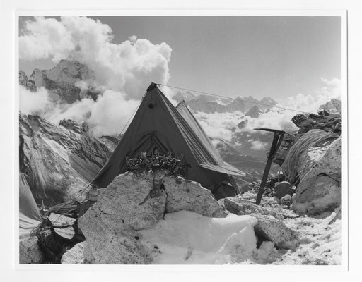 Island Peak - Khumbu - Everest - 29 Mai 1953 - George Lowe Collection - Knesebeck - kulturmaterial