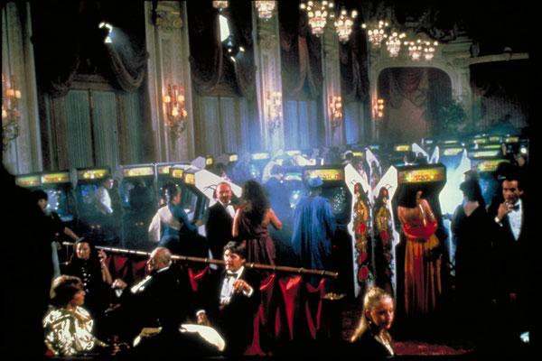 Arcade Spielautomaten © Danjaq LLC / Metro-Goldwyn-Mayer / 20th Century Fox Home