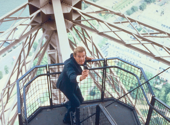 Roger Moore © Danjaq LLC / Metro-Goldwyn-Mayer / 20th Century Fox Home