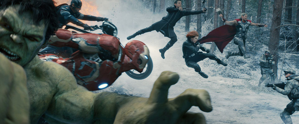 © Marvel Entertainment/Disney Pictures