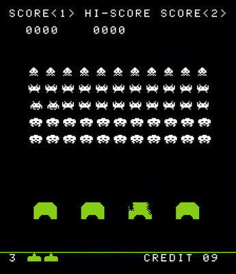 Push Start - Space Invaders 1978 - earBOOKS - kulturmaterial