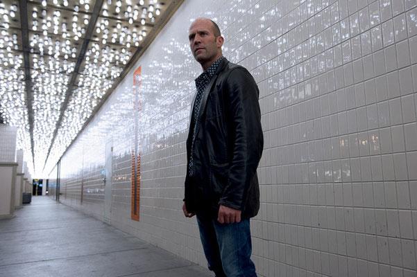 Diesen Gang muss Nick Wild (Jason Statham) alleine gehen © UNIVERSUM Home Entertainment