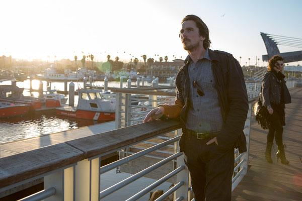 Knight Of Cups - Christian Bale sucht Antworten in der Ferne - Studiocanal - kulturmaterial
