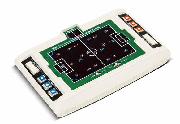 Vintage Toys - Seideldesign Foto Copyright - earbooks - kulturmaterial - World Cup Soccer 1979