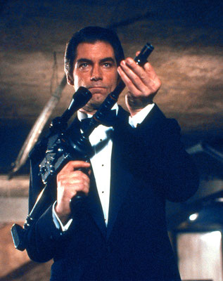 Timothy Dalton © Danjaq LLC / Metro-Goldwyn-Mayer / 20th Century Fox Home