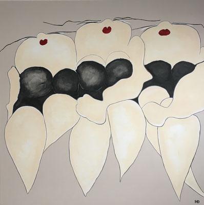 Desire - Acryl - 200x200