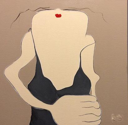 Sugar Girl 3 - Acryl - 50x50