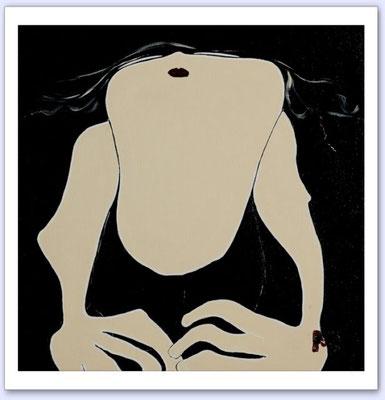 She III - Acrylic on canvas - 50x50