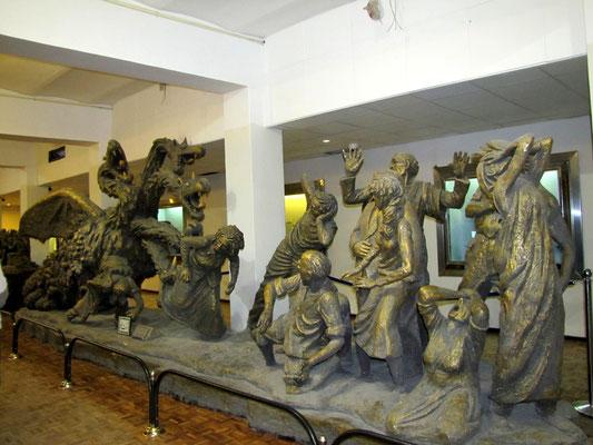 "Museum Azerbaijan ""Angst"""