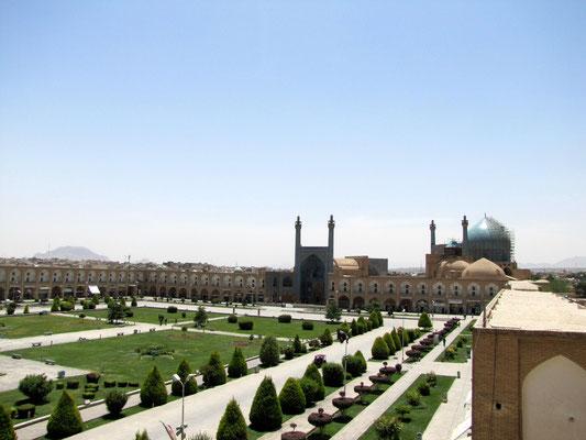 Meydan-e Imam Platz