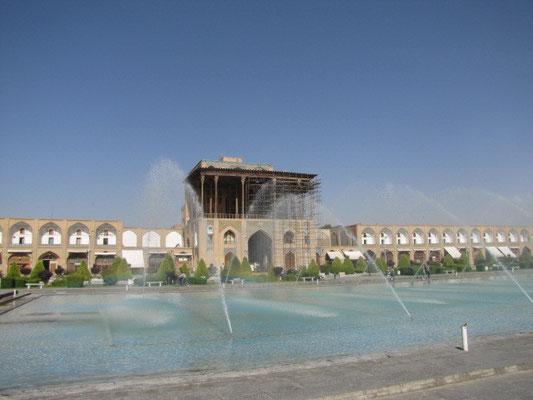 Palast Ale Qapu