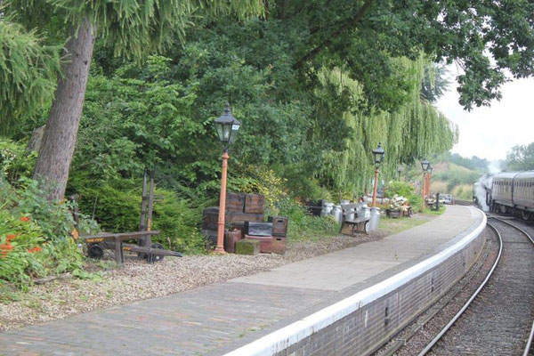 Mit der Severn Railway nach Bridgnorth