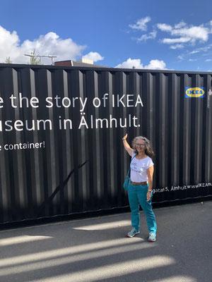 Besuch beim ersten Ikea in Älmhult