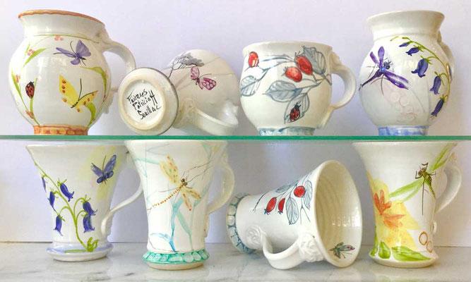 Mugs,tous décors.