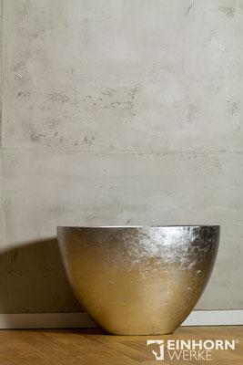 EINHORN WERKE ®  TORINO BETON, Betonoptik, Wandgestaltung, Beton imi tation, Hersteller Exklusiver Wandbeschichtungen