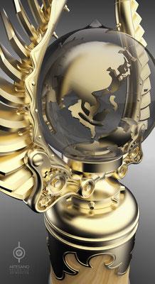 3D-CADによるレンダリング