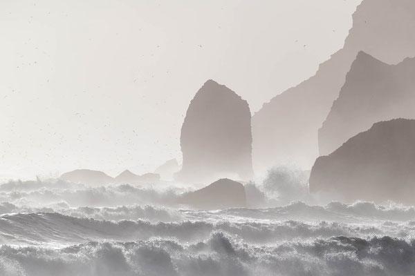 Les corniches de pierre