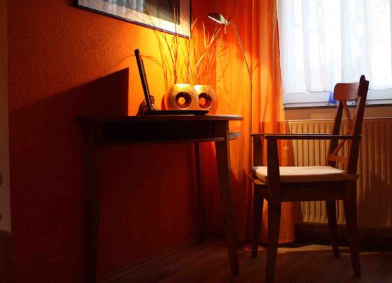 Schlafzimmer S2 im OG