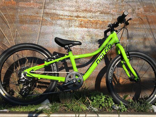 """Naloo Chameleon 20"""" hellgrün"""