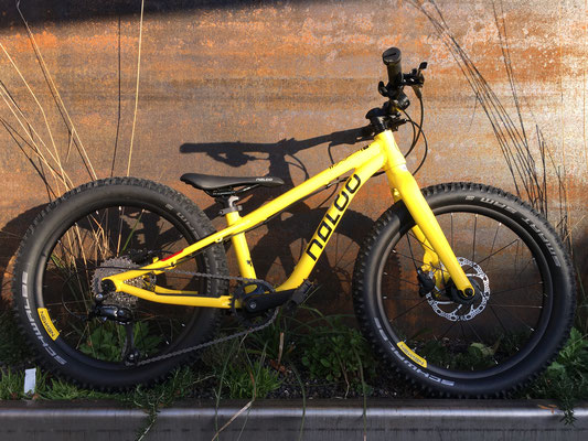 "Naloo Hill BIll 20"" yellow"
