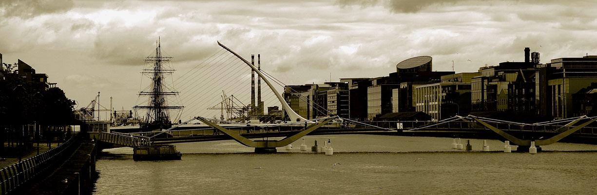 Irlands Harfe