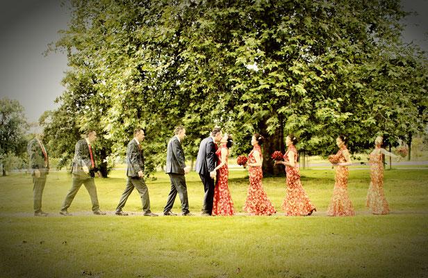 #Hochzeitsfotografie, besonders
