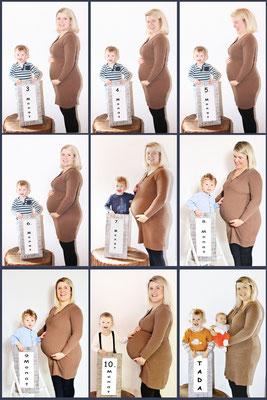 #Babybauchshooting #Babybauch #Marienkäfer #Babybauchfolge #Geschwisterkind