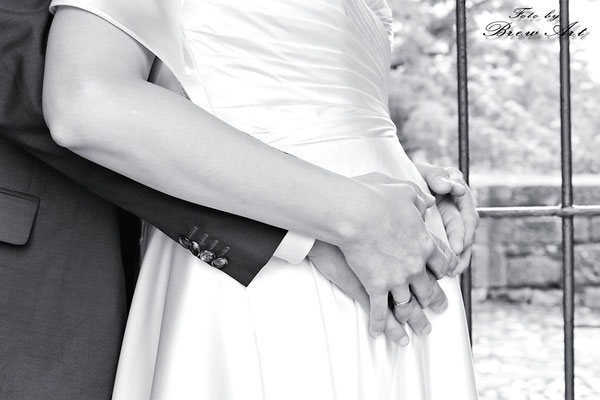 #lustige_Hochzeitsfotos_schwanger_Babybauch