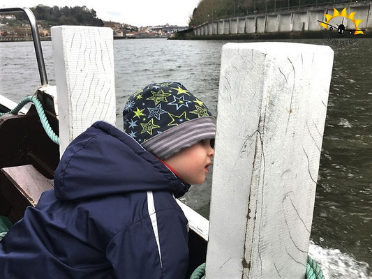 Eine Schiffstour in Porto ist ein Muss.
