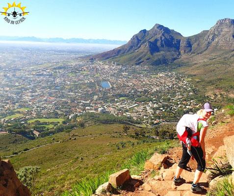 Kapstadt: Südafrika, eine tolle Elternzeit mit Baby.