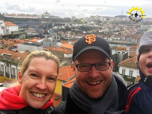 Verregneter Städtetrip in Porto - dennoch entspannt.