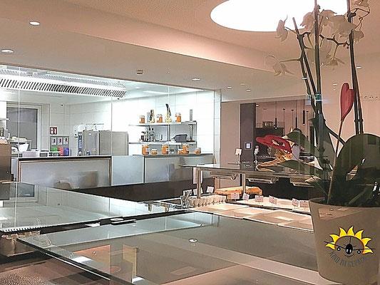Die Küche des MEI.