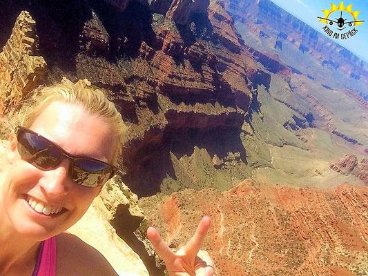 Cape Royal im Grand Canyon: ganz für mich alleine.