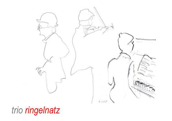 Fr, 15. Februar, 20 Uhr: Heiterer Joachim-Ringelnatz-Abend in der Mark-Twain-Bibliothek im Freizeitforum Marzahn (Marzahner Promenade 52-54). Anmeldung erbeten unter T. 54704-142 oder online. Eintritt frei. Zeichnung: Alain Jardot